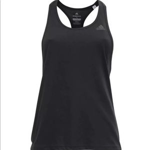 Adidas Women's ULTIMATE Tank Top Black Size L